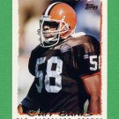 1995 Topps Football #266 Carl Banks - Cleveland Browns
