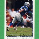 1995 Topps Football #172 Eugene Robinson - Seattle Seahawks
