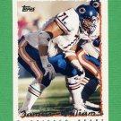 1995 Topps Football #158 James Williams - Chicago Bears