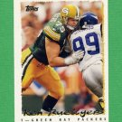1995 Topps Football #132 Ken Ruettgers - Green Bay Packers