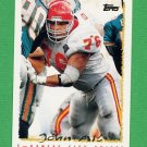 1995 Topps Football #091 John Alt - Kansas City Chiefs