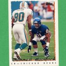 1995 Topps Football #090 Donnell Woolford - Chicago Bears