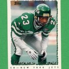 1995 Topps Football #082 Marcus Turner - New York Jets
