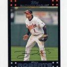 2007 Topps Baseball #502 Brian Roberts - Baltimore Orioles