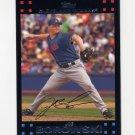 2007 Topps Baseball #345 Joe Borowski - Cleveland Indians