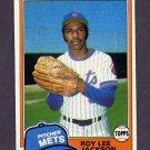 1981 Topps Baseball #223 Roy Lee Jackson RC - New York Mets