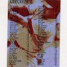 1995 Fleer Baseball #595 Checklist 2