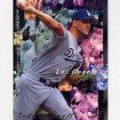 1995 Fleer Baseball #552 Todd Worrell - Los Angeles Dodgers