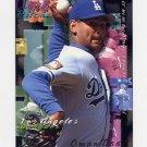 1995 Fleer Baseball #537 Omar Daal - Los Angeles Dodgers