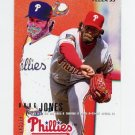 1995 Fleer Baseball #396 Doug Jones - Philadelphia Phillies