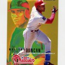 1995 Fleer Baseball #389 Mariano Duncan - Philadelphia Phillies