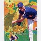 1995 Fleer Baseball #379 Bill Pulsipher - New York Mets