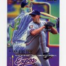 1995 Fleer Baseball #358 Kirk Rueter - Montreal Expos