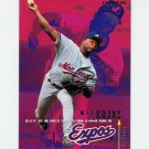 1995 Fleer Baseball #357 Mel Rojas - Montreal Expos