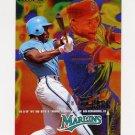 1995 Fleer Baseball #328 Chuck Carr - Florida Marlins