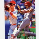 1995 Fleer Baseball #284 Jeff Frye - Texas Rangers