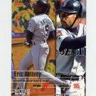 1995 Fleer Baseball #259 Eric Anthony - Seattle Mariners