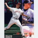 1995 Fleer Baseball #229 Phil Leftwich - California Angels