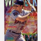 1995 Fleer Baseball #216 Matt Walbeck - Minnesota Twins