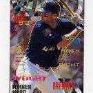 1995 Fleer Baseball #194 Turner Ward - Milwaukee Brewers