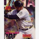 1995 Fleer Baseball #181 John Jaha - Milwaukee Brewers