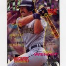 1995 Fleer Baseball #180 Brian Harper - Milwaukee Brewers