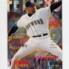 1995 Fleer Baseball #178 Mike Fetters - Milwaukee Brewers