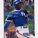 1995 Fleer Baseball #173 Michael Tucker - Kansas City Royals