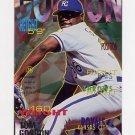 1995 Fleer Baseball #158 Tom Gordon - Kansas City Royals