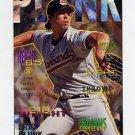 1995 Fleer Baseball #144 Eric Plunk - Cleveland Indians