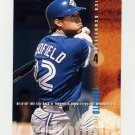 1995 Fleer Baseball #103 Dick Schofield - Toronto Blue Jays