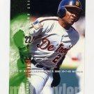 1995 Fleer Baseball #046 Milt Cuyler - Detroit Tigers