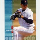 1995 Fleer Baseball #040 Aaron Sele - Boston Red Sox