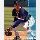 1995 Fleer Baseball #037 Carlos Rodriguez - Boston Red Sox