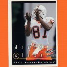 1997 Score Football #307 Yatil Green RC - Miami Dolphins ExMt
