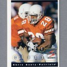 1997 Score Football #284 Chris Canty RC - New England Patriots
