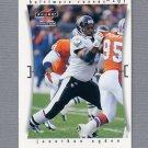 1997 Score Football #236 Jonathan Ogden - Baltimore Ravens
