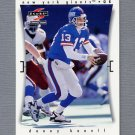 1997 Score Football #233 Danny Kanell - New York Giants