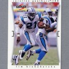 1997 Score Football #209 Tim Biakabutuka - Carolina Panthers