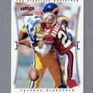 1997 Score Football #130 Tyronne Drakeford - San Francisco 49ers