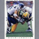 1997 Score Football #121 Mark Chmura - Green Bay Packers