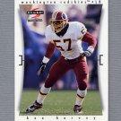 1997 Score Football #119 Ken Harvey - Washington Redskins