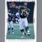 1997 Score Football #096 Neil O'Donnell - New York Jets