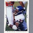 1997 Score Football #038 Marty Carter - Chicago Bears