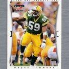1997 Score Football #022 Wayne Simmons - Green Bay Packers