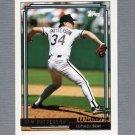1992 Topps Baseball Gold Winners #784 Ken Patterson - Chicago White Sox