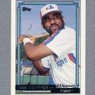1992 Topps Baseball Gold Winners #775 Ivan Calderon - Montreal Expos