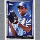 1992 Topps Baseball Gold Winners #739 Rob Ducey - Toronto Blue Jays