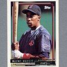 1992 Topps Baseball Gold Winners #639 Wayne Housie - Boston Red Sox
