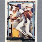 1992 Topps Baseball Gold Winners #493 Jose Offerman - Los Angeles Dodgers